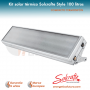 kit solar termico solcrafte style 100 A