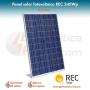 Panel solar fotovoltaico REC245PE