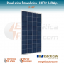 Panel solar fotovoltaico policristalino LUXOR LX-140Wp