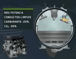 Ahorrar combustible con AGUA en vehículos