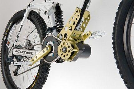 Potentísimo motor eléctrico para bicicletas de montaña - ENERGÉTICA ... c503d5dde2469