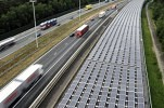 """Túnel del Sol"" para el primer tren solar belga"