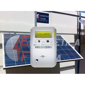Contadores Digitales Y Kits Solares Para Autoconsumo