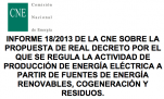 """La CNE pide eliminar el """"peaje de respaldo"""" al autoconsumo solar"""