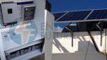 Solar fotovoltaica para autoconsumo en vivienda unifamiliar. Coín, Málaga