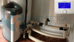 Solar térmica forzada en vivienda unifamiliar. Benalmádena, Málaga