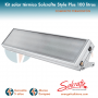 kit solar termico solcrafte style plus 100 A
