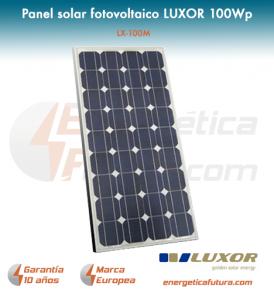 panel solar fotovoltaico luxor 200wp lx 200m 24v. Black Bedroom Furniture Sets. Home Design Ideas