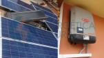 Solar fotovoltaica para autoconsumo de 3kWp con inversor Fronius WIFI en vivienda unifamiliar. Alhaurín de la Torre (Málaga)