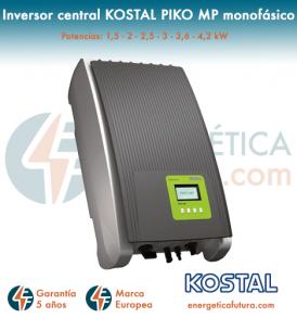 Inversor solar Kostal Piko MP 1