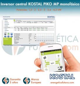 Inversor solar Kostal Piko MP 2