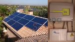 Solar fotovoltaica para autoconsumo de 3,6kWp en vivienda unifamiliar. Madrid